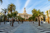 City hall of Cadiz, Spain — Stock Photo