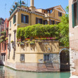 Old buildings in Venice - Stock Photo