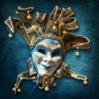 Abstract background with venetian mask — Stock Photo #11849137