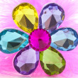 Royalty-Free Stock Photo: Flower diamond