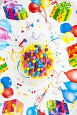 Sweet cup cake — Stock Photo