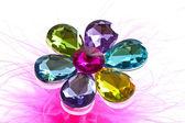 Jewel flower — Стоковое фото