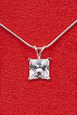 Lesklých diamant — Stock fotografie