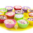 Cup cake treat - Stock Photo