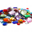 Pile of gems — Foto de Stock