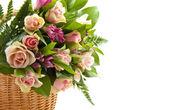 Boeket bloemen — Stockfoto