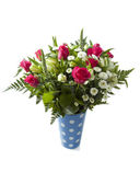 Bouquet with love — Stock Photo