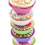 Delicious cupcakes — Stock Photo #11553734