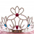 Stock Photo: Princess jewelcrown