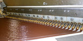 Chocolate factory — Stock Photo