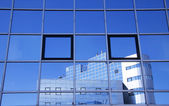 Refection building — Stock Photo
