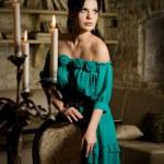 Beautiful woman — Stock Photo #11699716