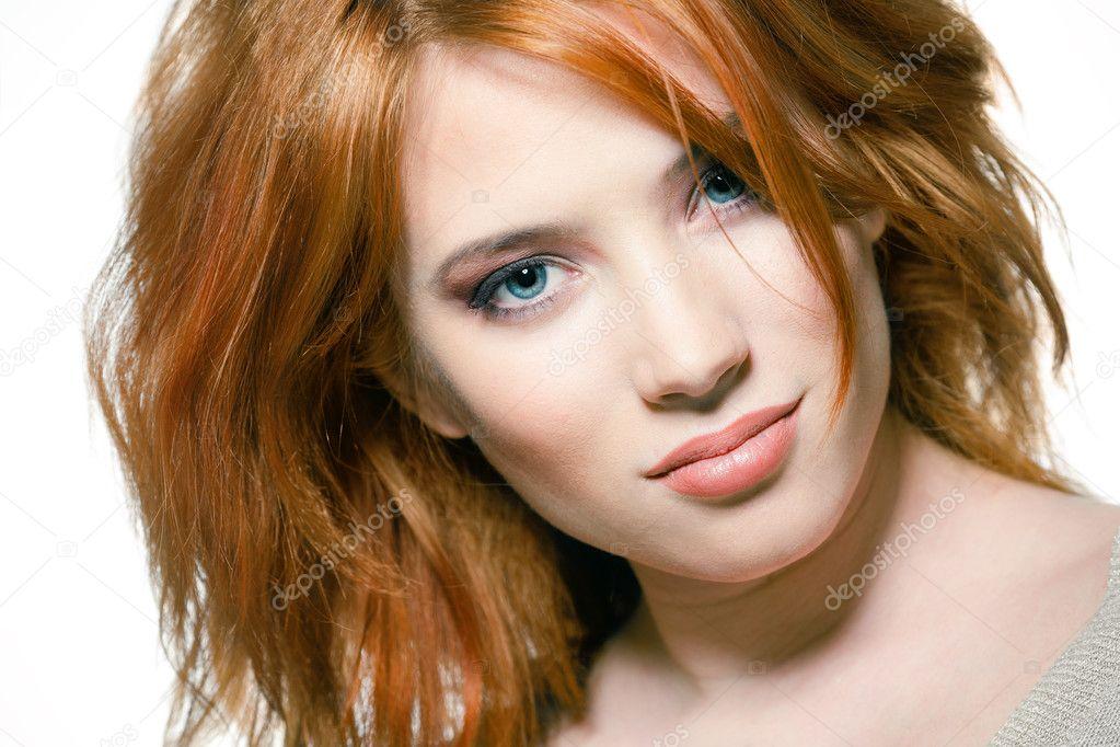 1600x1200 woman red hair - photo #21