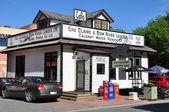 The Buffalo Cafe — Stock Photo