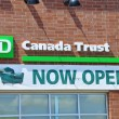 TD Canada Trust branch — Stock Photo