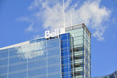 Bell Media head office in Calgary — Stock Photo