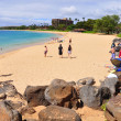 Kaanapali beach — Stock Photo #11750386