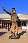 Kamehameha I 1758-1819 statue — Stock Photo
