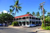 Pioneer Inn, Lahaina, Maui — Stock Photo