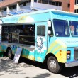Vasili's food truck — Stock Photo