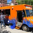Stock Photo: Food Fighter food truck