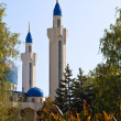 Minarets of mosque — Stock Photo #11220803