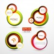 Bubble banners — Stock Vector #10802010