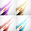 Colorful straight lines background — Stock Photo #11042139