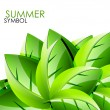 Royalty-Free Stock Vector Image: Summer concept