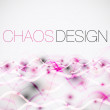 Abstract chaos lines background — Stock Vector #11478112