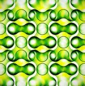 Abstract bubble texture — Stock Vector