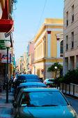Street Piraeus — Stock Photo