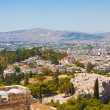Ocean of houses in Athens — Stock Photo #11141503