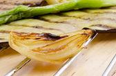 Roasted onions — Stock Photo