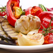 Grilled vegetables — Stock Photo #10955891