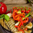 Grilled vegetables — Stock Photo #10960321