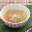 Very light and tasty Miso soup — Lizenzfreies Foto