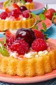 Fruitcake — Stock Photo