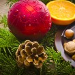Christmas decoration — Stock Photo #11377040