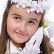 First Communion — Stock Photo #11460595