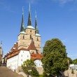 Dom hill of Erfurt Germany — Foto de Stock