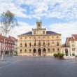 Town hall Weimar in Germany, UNESCO World Heritage Site — Stock Photo #10812856
