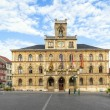 Town hall Weimar in Germany, UNESCO World Heritage Site — Stock Photo
