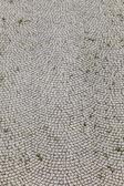 старая улица булыжника камень — Стоковое фото