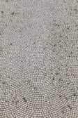 古い石畳の石通り — ストック写真