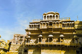 The amazing fort city of Jaisalmer in Rajasthan, India. — Stock Photo