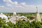 Jain temples of jaisalmer in rajasthan state in india — Stock Photo