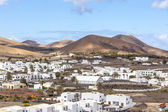 Village Uga on Canary Island Lanzarote, Spain — Stock Photo