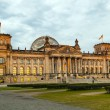 Stock Photo: Reichstag in Berlin, Germany