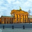 Berlin, Brandenburger Tor - Stock Photo